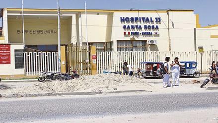 Colapsó emergencia del Hospital Santa Rosa de Piura