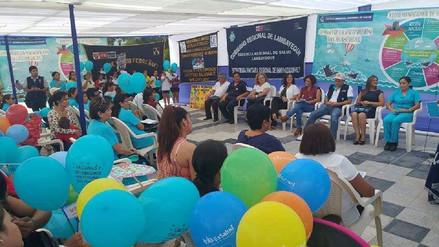 Lambayeque: lanzan Semana de la Vacunación de las Américas