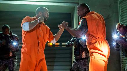 The Rock y Jason Statham tendrán su propia película de