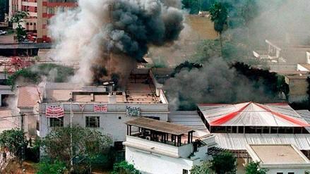 20 de años de Chavín de Huántar: así fue la operación militar