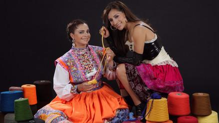 Saywa y Damaris se presentarán en Festival de China