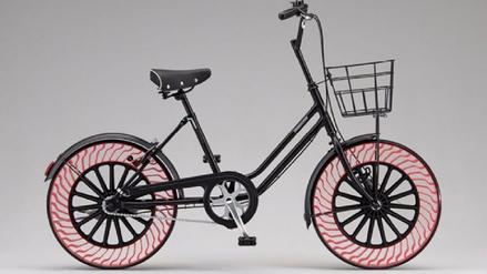 Los pinchazos nunca serán un problema con esta nueva llanta para bicicleta