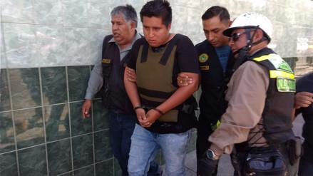 Capturaron a delincuente buscado por el sistema de recompensas