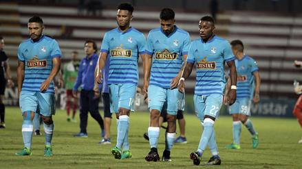 Sporting Cristal volvió a la irregularidad tras perder 1-0 con San Martín