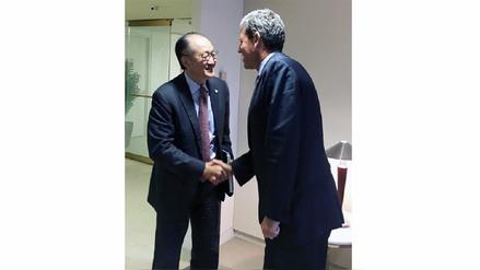 MEF: Banco Mundial quiere apoyar en la reconstrucción del norte del país
