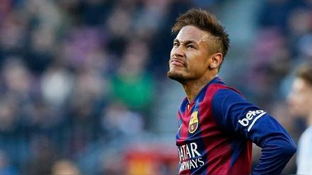 Barcelona presenta un recurso por Neymar para que juegue ante Real Madrid