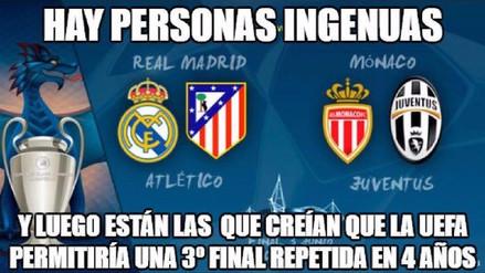 Los memes que dejó el sorteo de las semifinales de la Champions League