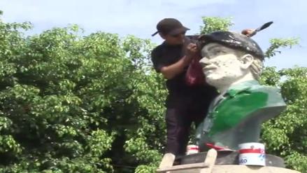 Rinden homenaje a Juan Valer, héroe en la operación de rescate Chavín de Huántar