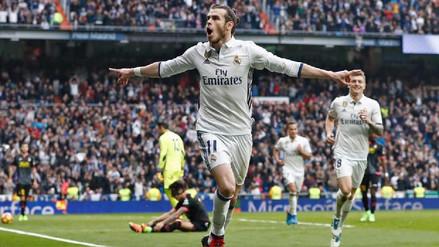 Gareth Bale fue convocado por Zidane para el clásico ante Barcelona