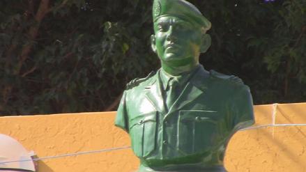 Municipio de la Victoria rindió homenaje a héroe de operativo Chavín de Huántar