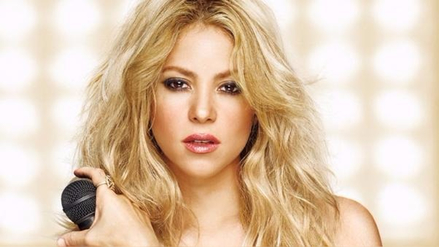 Así festejó Shakira el éxito de su canción Me Enamoré