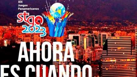 Santiago de Chile albergará por primera vez los Juegos Panamericanos 2023