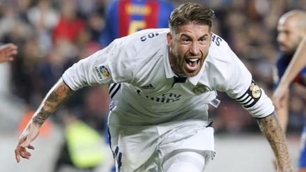 El último gol en los clásicos entre Real Madrid y Barcelona