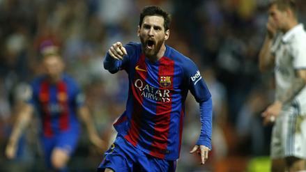 Barcelona ganó 3-2 a Real Madrid con Lionel Messi más genio que nunca