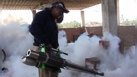 Contratados amenazan con dejar de fumigar contra el dengue por falta de pagos