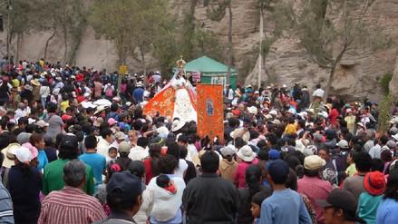 Anuncian medidas de seguridad para festividad de la Virgen de Chapi de Charcani