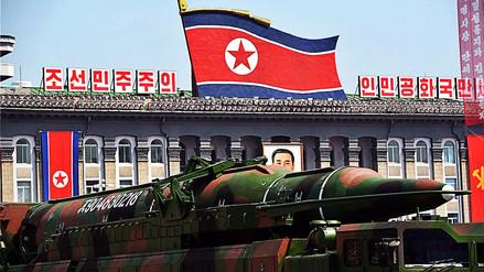 Corea del Norte reforzará sus armas nucleares por portaaviones de EE.UU.