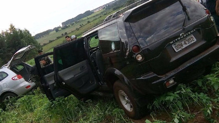 Tres muertos tras persecución policial a los autores del millonario robo a Prosegur