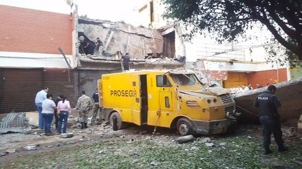 Un asalto millonario con arsenal militar causó conmoción en Paraguay