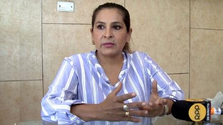 Maritza García impugnará nulidad de su título profesional como abogada