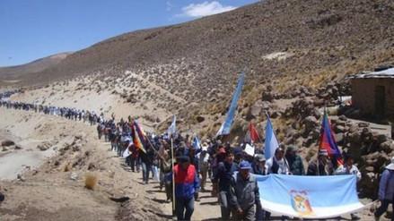 Informe por demarcación entre Puno y Moquegua es definitivo e inapelable