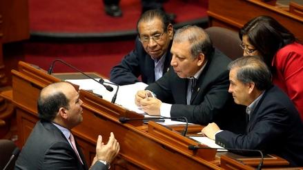 Frente Amplio sobre Ley de Reconstrucción: