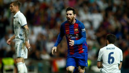 Lionel Messi sobre la victoria en el clásico: