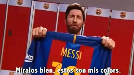 Parodian el gol de Lionel Messi con la canción de Enrique Iglesias