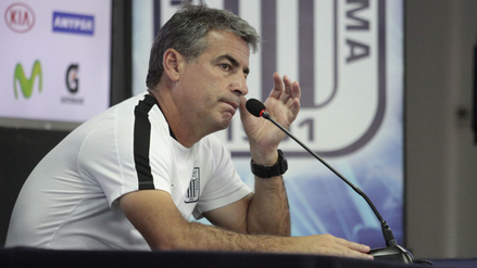 Pablo Bengoechea piensa en el Apertura y la revancha con Independiente
