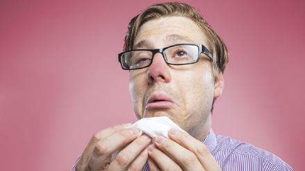 Alergias, resfríos y gripe, las populares enfermedades de estación
