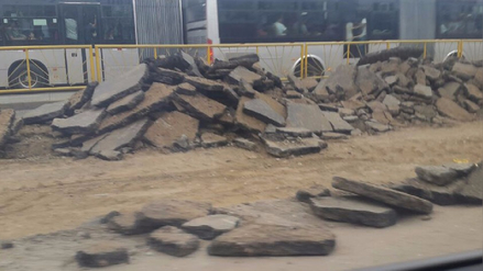 Independencia: Usuarios reportan que obras en Av. Tupac Amaru crean caos vehicular