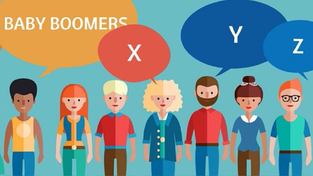 ¿Cuáles son las diferencias generacionales entre los consumidores?