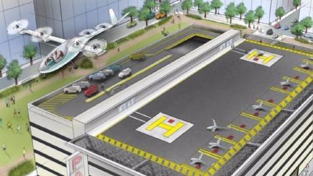 Uber llegó a un acuerdo para desarrollar taxis aéreos antes del 2020