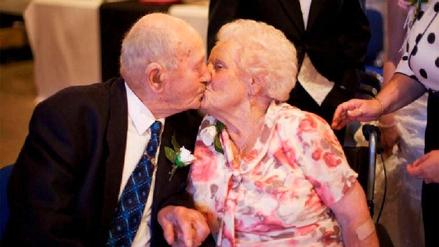Amor eterno: pareja que llevaba casada 77 años murió el mismo día