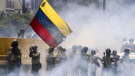 Al menos dos muertos tras nueva jornada de protestas en Venezuela