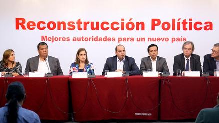 Ejecutivo aprobó proyecto de reforma para evitar elección de autoridades corruptas