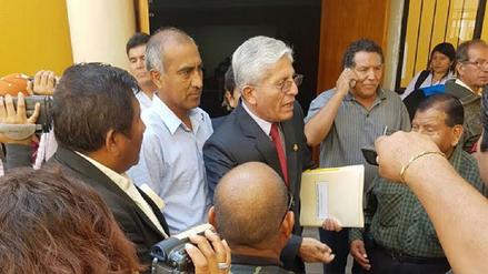 Congresista Jorge Castro advierte presencia de organización criminal en Tacna