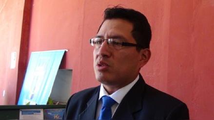 Congresista sufre robo cuando se dirigía a Cerro de Pasco