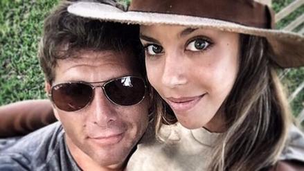 Christian Meier y Alondra avivan rumores de romance