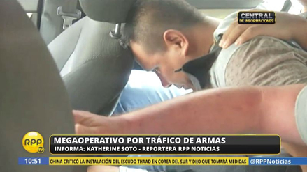 Capturan a un exmilitar que abastecía de armas a sicarios