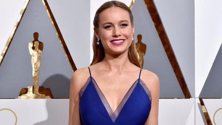 Brie Larson reveló quiénes salvaron su vida