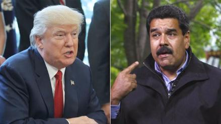 Donald Trump sobre Venezuela: