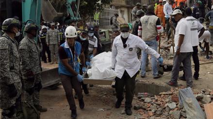 Al menos cinco muertos deja el colapso de un edificio en Colombia