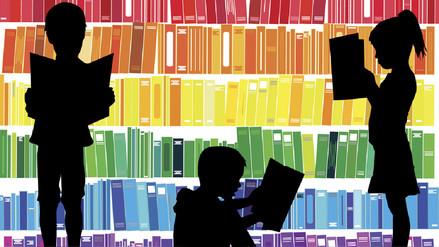Las habilidades que desarrollan los niños que leen