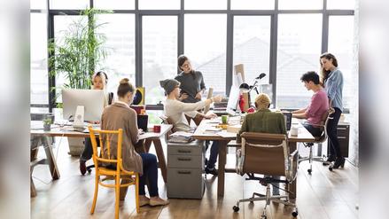 Conoce los beneficios del coworking
