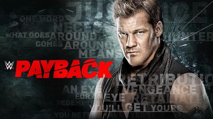 Hora, canal y la cartelera oficial del evento WWE Payback
