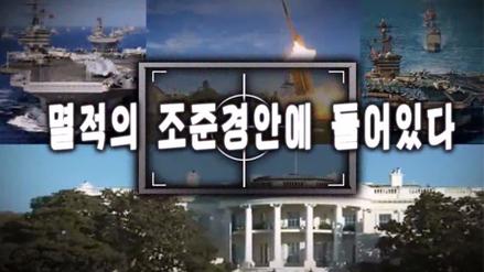 Corea del Norte muestra ataques a la Casa Blanca y el Capitolio en nuevo video