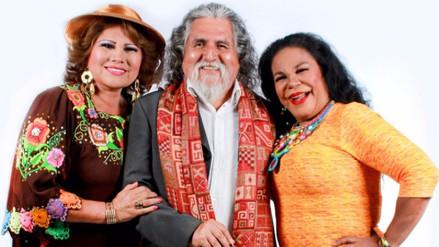 Eva Ayllón, Manuelcha Prado y Amanda Portales unen sus voces