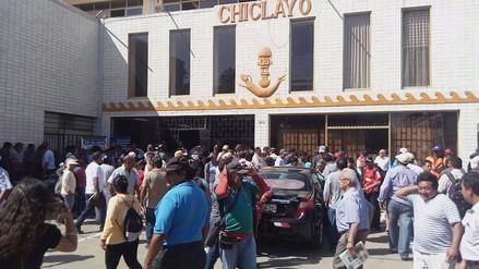 Chiclayo: obreros iniciarán paros continuos de no atender sus reclamos 2018
