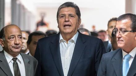 """Alan García a Humala: """"Las grabaciones fueron por orden judicial"""""""